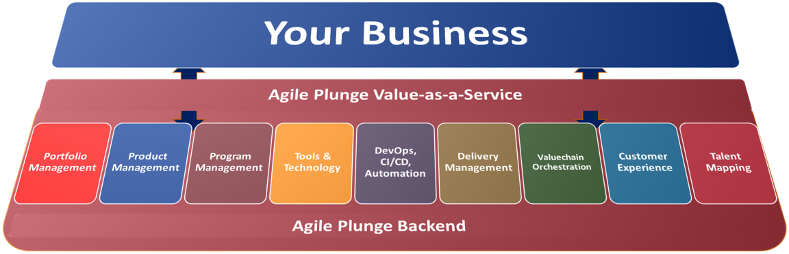 Agile Plunge Value as a Service